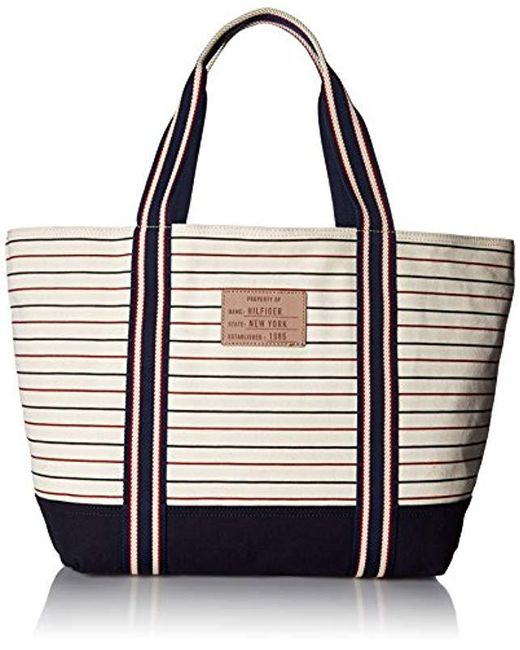 Tommy Hilfiger - Natural Bag For Canvas Item Tote - Lyst