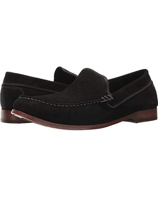 8e9837ae54c Donald J Pliner - Black Nate2 Loafer for Men - Lyst ...