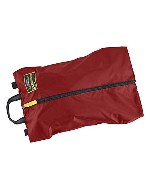 ... Eagle Creek - Red National Geographic Adventure Essential Packing Set -  Lyst ... a0d4fc002f8a8