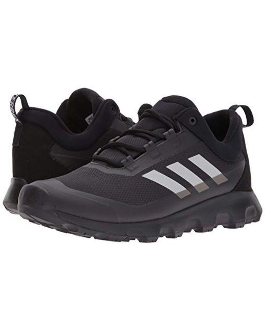 9cd4dd7bee0 ... Adidas Originals - Gray Terrex Voyager Cw Cp Walking Shoe