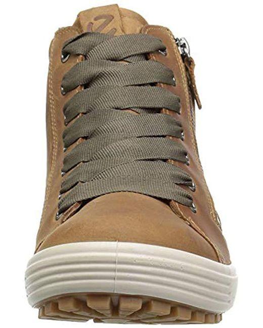 Ecco Soft 7 Tred GORE TEX® Boots schwarz | Markenschuhe