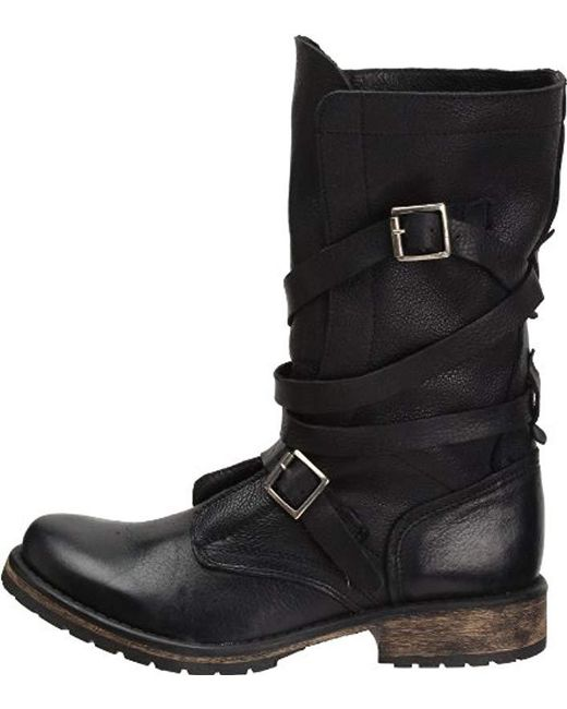 f49c35ca2b1 Lyst - Steve Madden Banddit Boot in Black - Save 41%