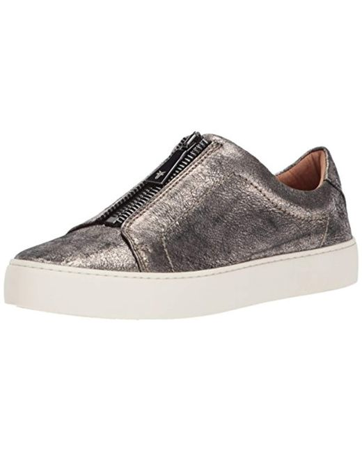 Frye - Multicolor Lena Zip Low Fashion Sneaker - Lyst