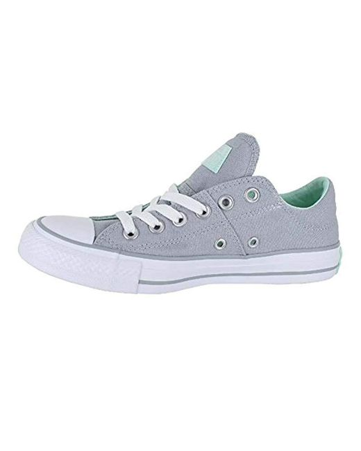 2c96d68e2d09 ... Converse - Gray Chuck Taylor All Star Madison Low Top Sneaker - Lyst ...