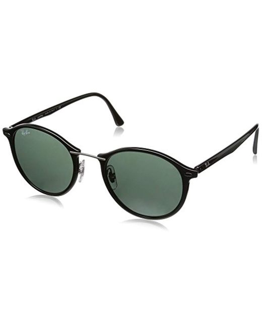 Ray-Ban - Black 0rb4242 Round Sunglasses - Lyst