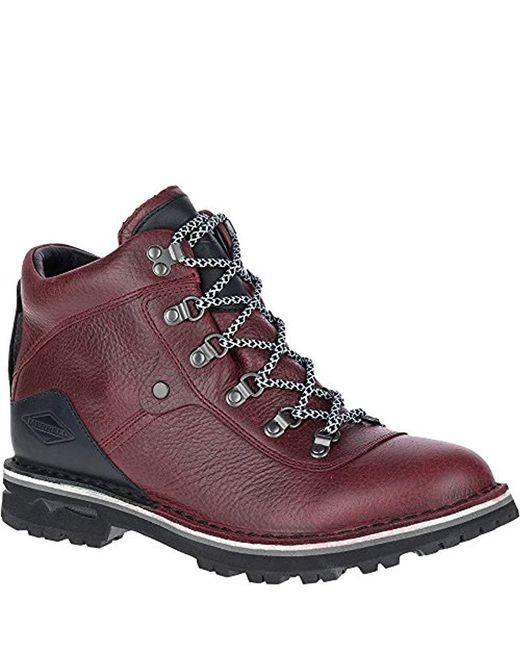 Merrell Brown Sugarbush Refresh Waterproof Hiking Boot