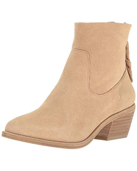 5bdf7dff506d Lyst - Joie Adria Ankle Bootie in Natural - Save 74%