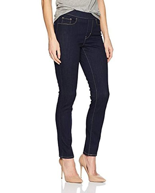 Levi's - Blue Pull On Jeans, - Lyst