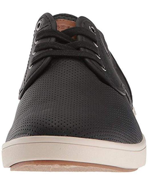 5828fcff78b ... Steve Madden - Black Flyerz Sneaker for Men - Lyst ...