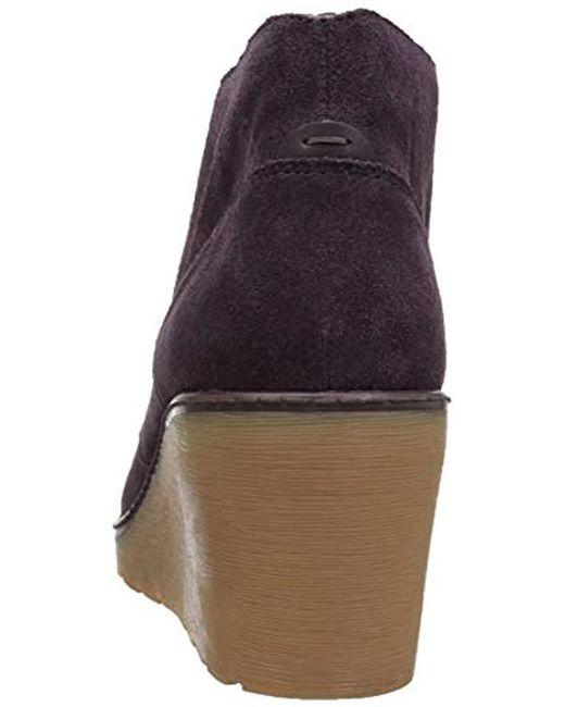4eee771055d0 Lyst - Clarks Hazen Charm Fashion Boot in Black - Save 55%
