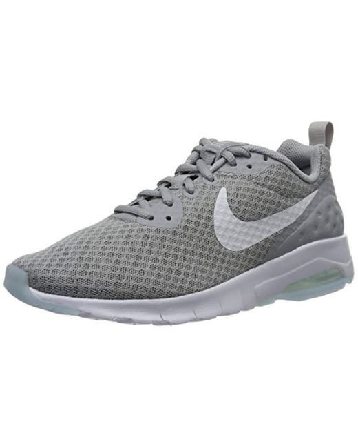 5ae79086f85d Low Max Nike Cross For Trainer Gray Air Motion Lyst In Men qTIBwR