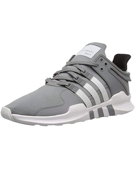 on sale c6a52 e1c84 Adidas Originals - Gray Adidas Eqt Support Adv Fashion Sneaker for Men -  Lyst ...