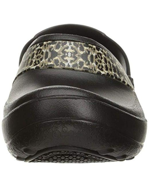 39fbcf9afc9ca9 ... Crocs™ - Black Mercy Work Slip Resistant Clog