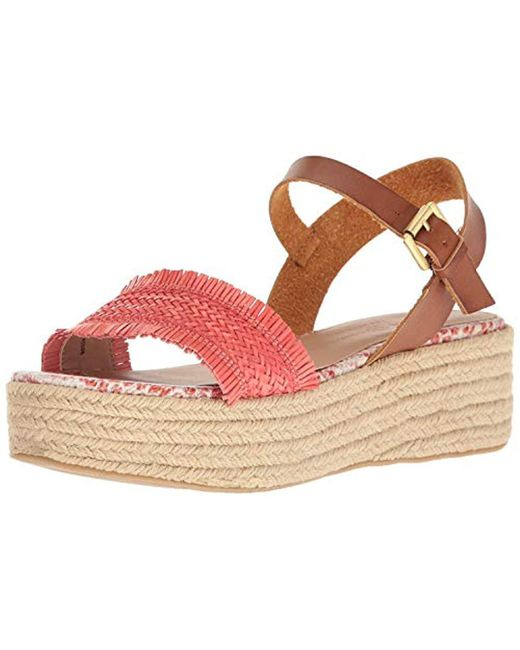 f6473d88919 Chinese Laundry - Multicolor Ziba Espadrille Wedge Sandal - Lyst ...