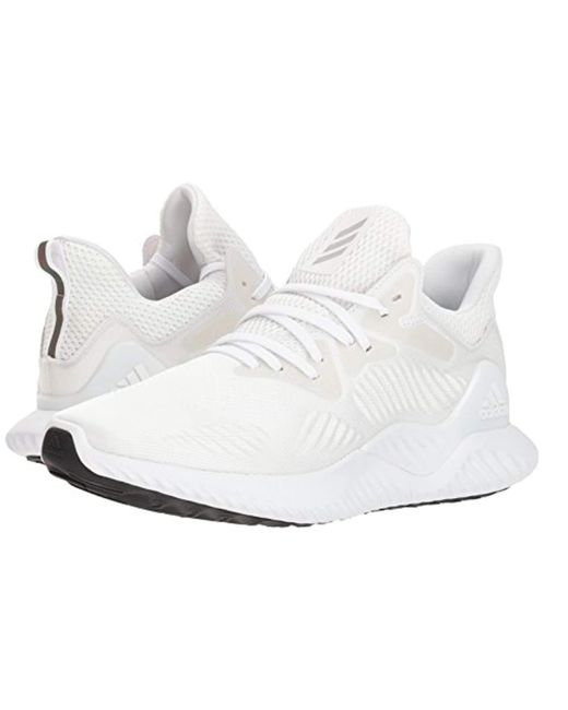 653d87e9e ... Adidas Originals - White Alphabounce Beyond Running Shoe for Men - Lyst  ...