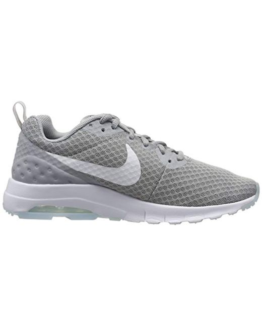 d434c98713ef ... Nike - Gray Air Max Motion Low Cross Trainer for Men - Lyst ...