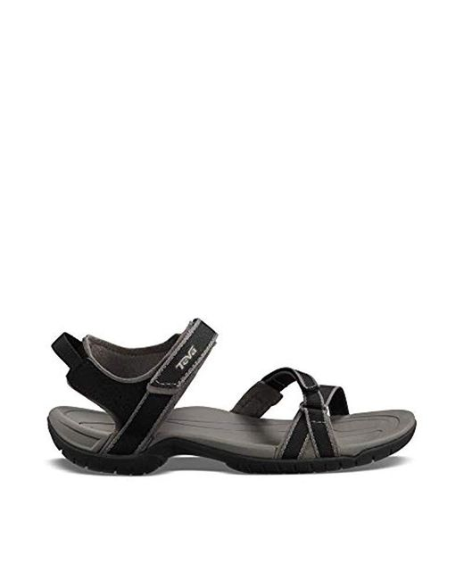 Teva Black Verra Sandal for men