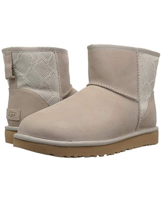 amazon ugg classic mini
