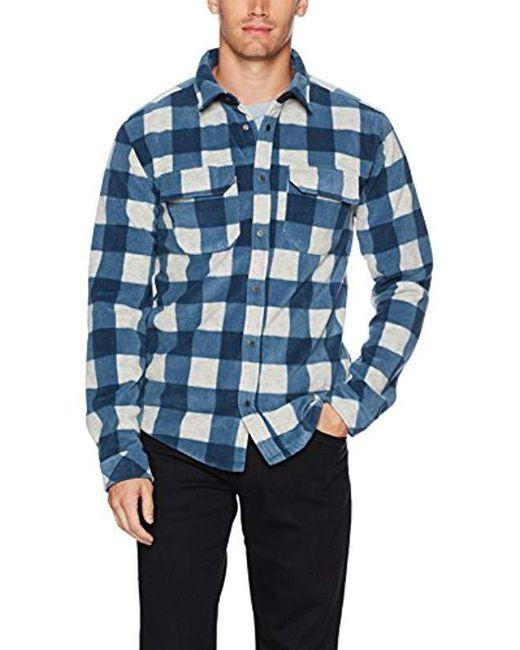 Quiksilver - Blue Surf Days Jacket for Men - Lyst