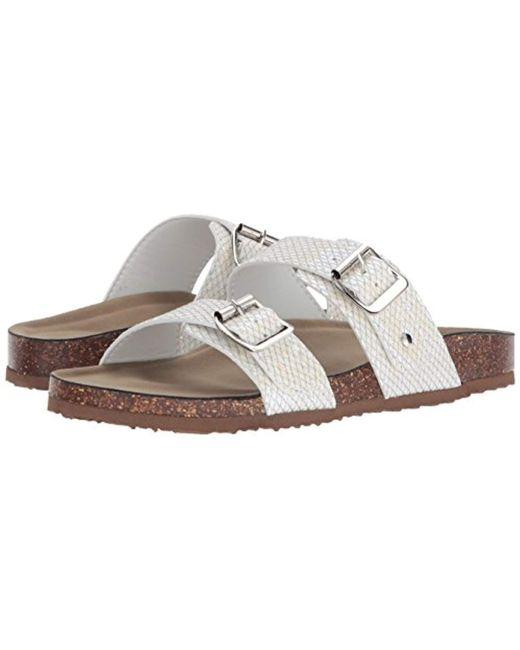19ec61358af5 ... Madden Girl - Multicolor Brando Flat Sandal - Lyst ...