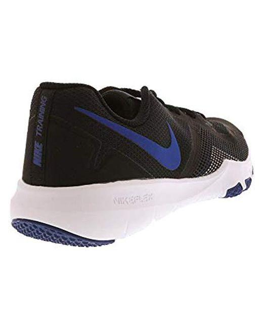 baa4c570 ... Nike - Black Flex Control Ii Fitness Shoes for Men - Lyst