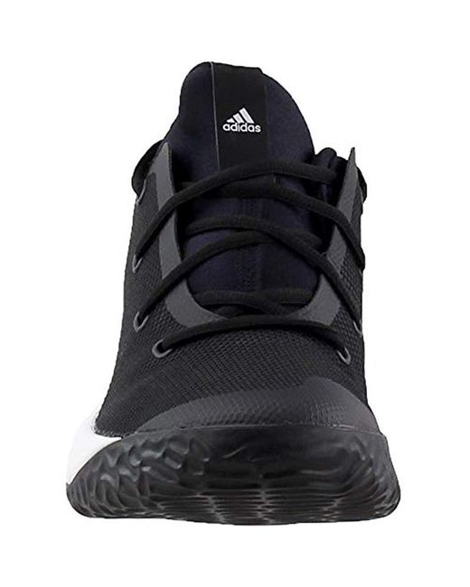 ... Adidas - Black Rise Up 2 Basketball Shoe for Men - Lyst ... 2547896be