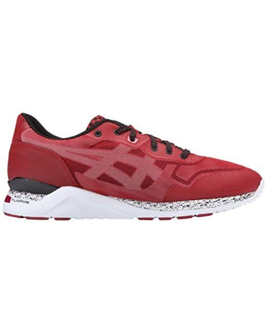 645ddb4467c2 ... Asics - Red Gel-lyte Evo Nt Retro Running Shoe for Men - Lyst ...