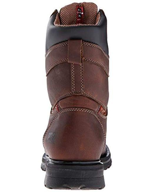 88116 Women's Boot Rigmaster Brown Work LRq5jA34