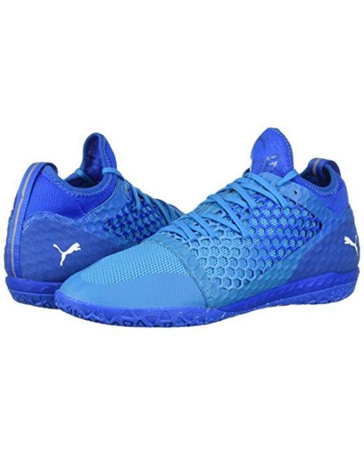 świeże style 50% ceny specjalne do butów Men's Blue 365 Ignite Netfit Ct Soccer Shoe