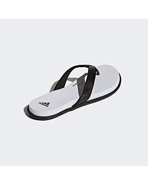 28801032da768 ... Adidas - Black Cloudfoam One Y W Flip-flop - Lyst ...