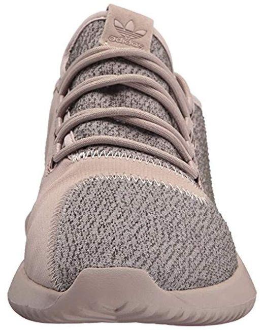 size 40 c6ae7 41605 ... Adidas Originals - Gray Tubular Shadow Sneaker Running Shoe for Men -  Lyst ...