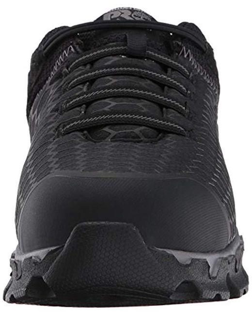bafe13cab9c ... Timberland - Black Powertrain Sport Slip On Alloy Toe Sd+ Industrial   Construction  Shoe for Men ...