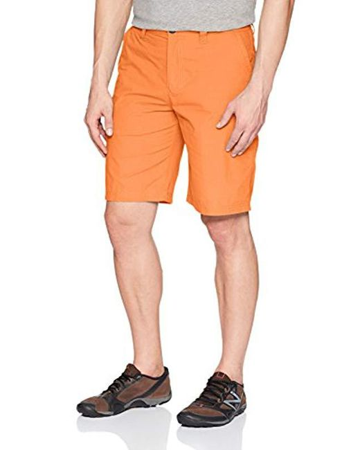 Columbia - Orange Washed Out Short – Washed Out T-shirt – , S, Washed Out Homme for Men - Lyst