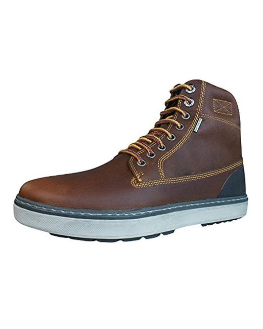Geox - Brown Mmattiasbabx4 Boot for Men - Lyst