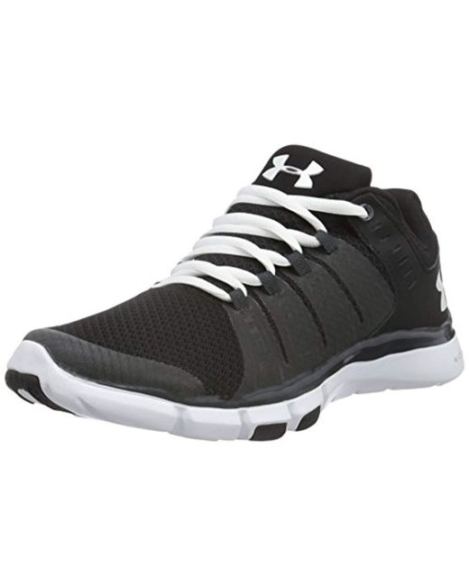 Under Armour - Black Micro G Limitless 2 Cross Trainer for Men - Lyst