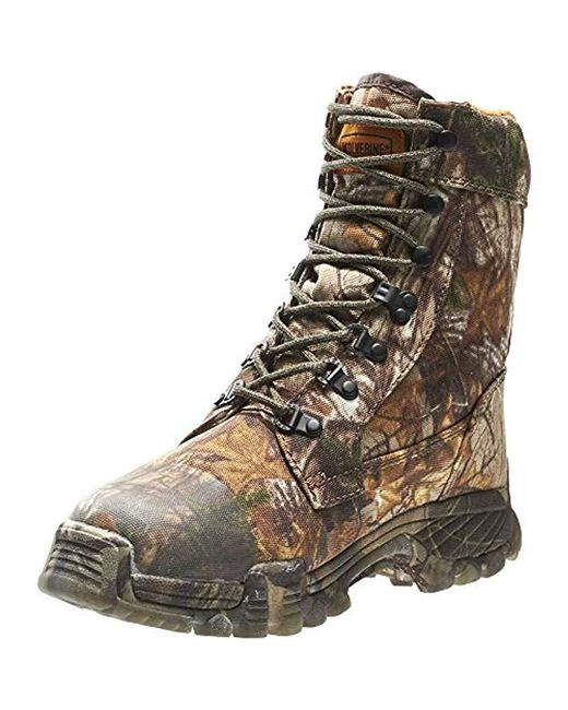 71637c410c8 Men's Brown King Caribou Iii Hunting Boot