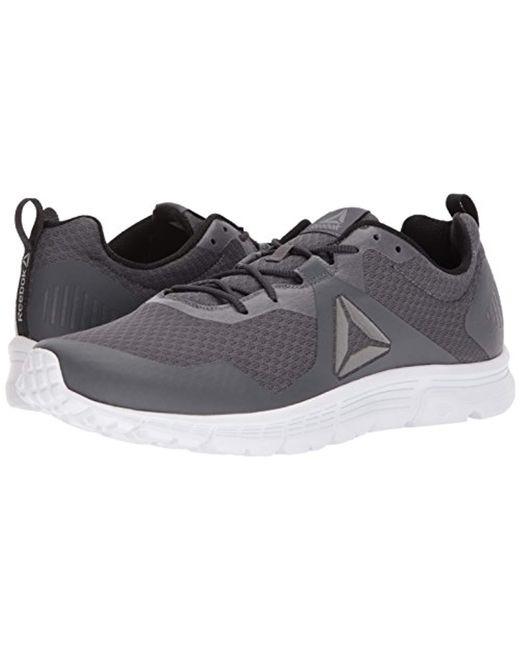 56086878795 Lyst - Reebok Run Supreme 4.0 Cross Trainer in Gray for Men - Save 7%
