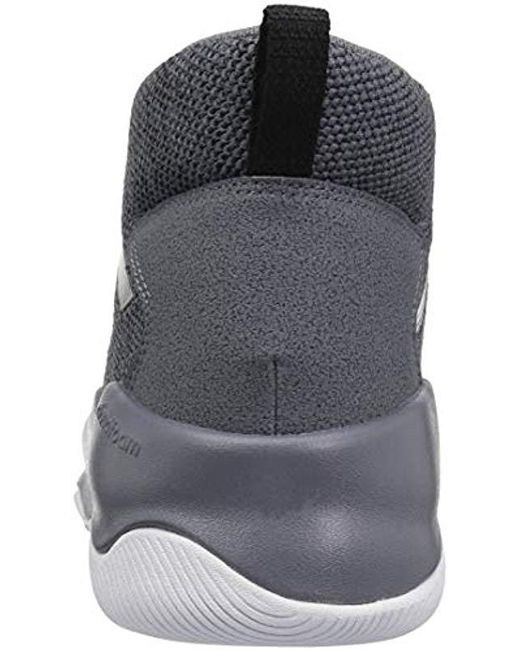 size 40 81336 56a08 ... Adidas - Black Streetfire Basketball Shoe for Men - Lyst ...