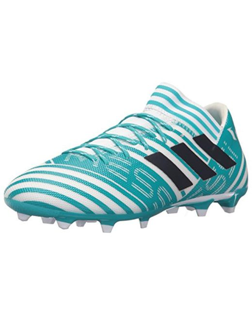 5fe4b1bdd7e ... sweden adidas blue nemeziz messi 17.3 fg soccer shoe core black solar  red eb8d8 7de01