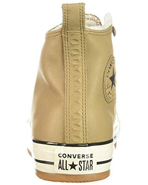 c00e88c1d36c ... Converse - Multicolor Chuck Taylor All Star Hiker Boot Sneaker Teak  black natural Ivory ...
