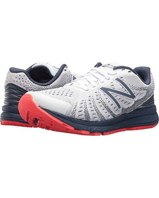 05d7dcaa26e86 New Balance - White Vazee Rush V3 Running Shoe - Lyst ...