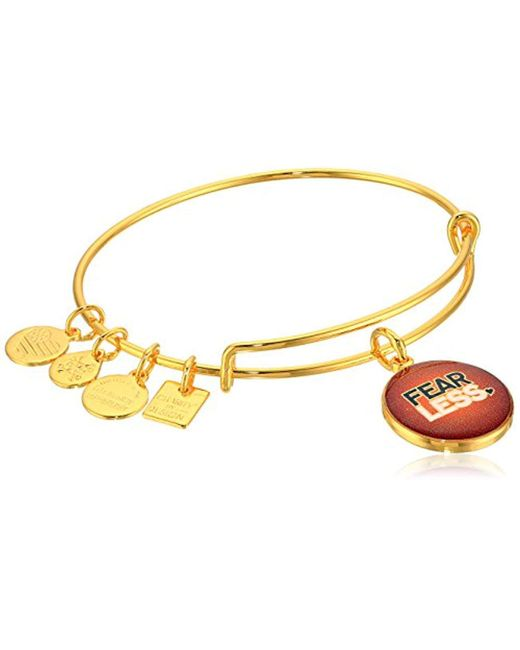 ALEX AND ANI - Multicolor S Charity By Design Fearless Bangle - Lyst