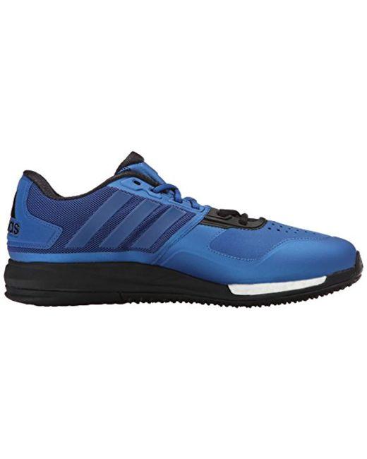 8d3808d99275 ... Adidas - Blue Performance Crazytrain Boost Cross-training Shoe for Men  - Lyst ...