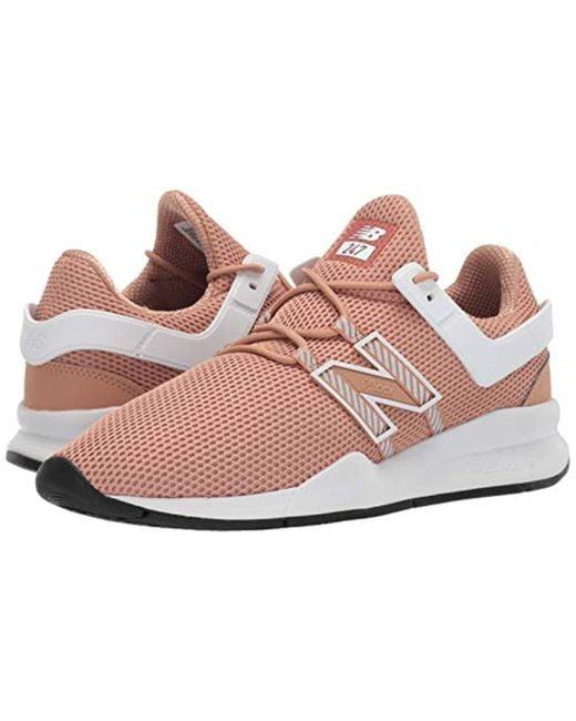 57d9edb8402d3 ... New Balance - Multicolor 247v1 Deconstructed Sneaker for Men - Lyst ...