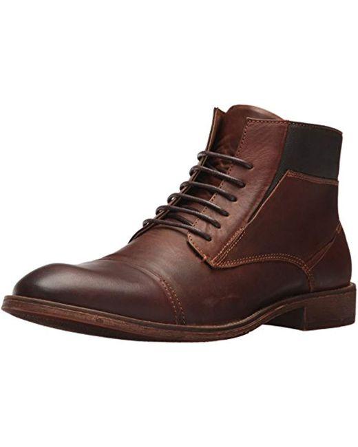Steve Madden - Brown Quibb Chukka Boot for Men - Lyst