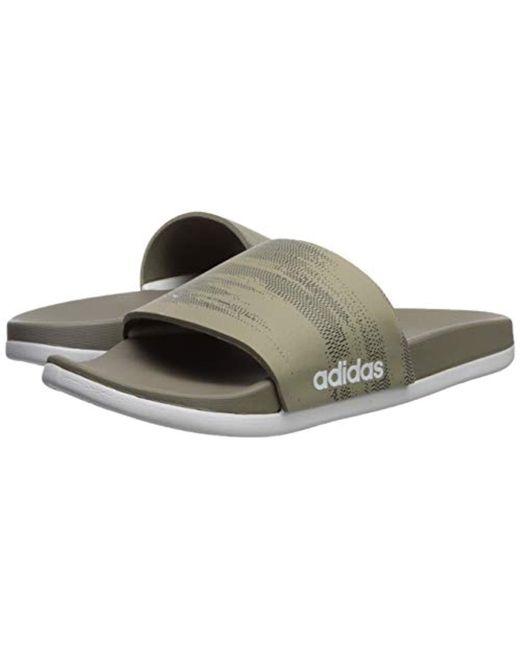 c49777fc0ff9 Lyst - adidas Performance Adilette Cf+ Link Gr Slide Sandal