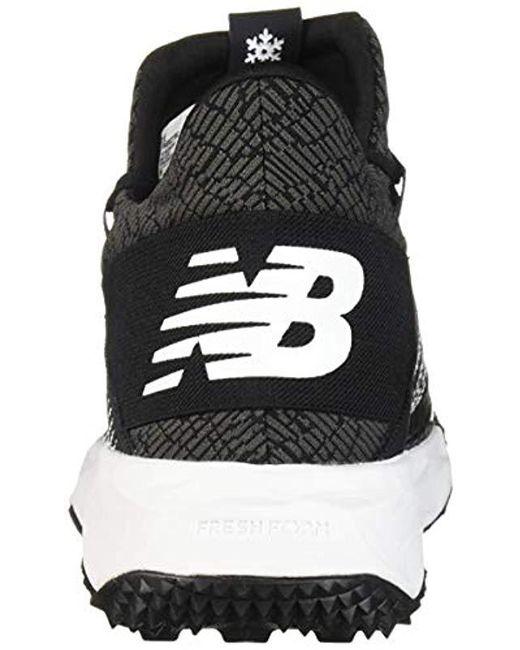 fcc60eed0 ... New Balance - Black Freeze V2 Box Agility Lacrosse Shoe for Men - Lyst  ...