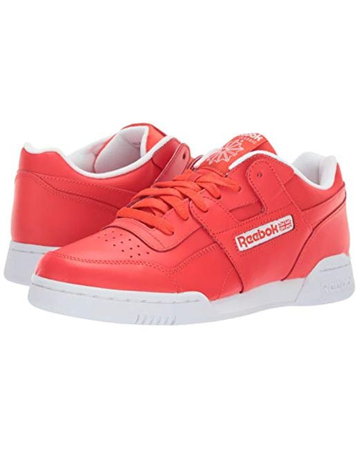 wide selection of colours and designs search for original offer discounts Men's Workout Plus Canton Red/white 4.5 M Us