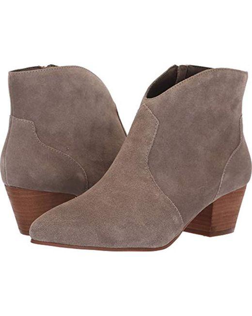 Tahari - Gray Ta-harrison Ankle Boot - Lyst