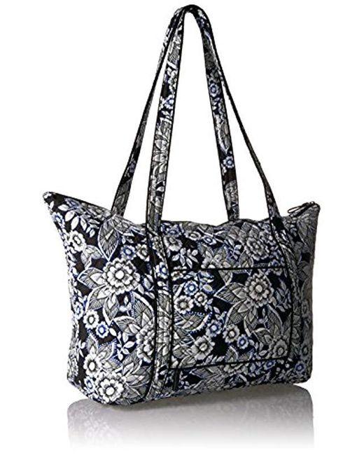 ... Vera Bradley - Black Iconic Miller Travel Bag 0f104f4f2e5e6